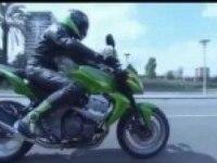 Промовидео Kawasaki Z750