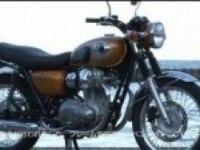 Иностранный тест Kawasaki W800