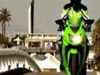 Промовидео Kawasaki Ninja 250R