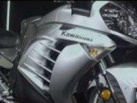 Технологии Kawasaki 1400GTR