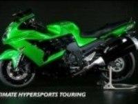 Обзор Kawasaki ZZR1400
