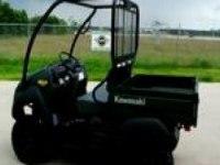 Видеообзор Kawasaki Mule 600