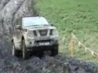 Nissan Pathfinder 4X4 Off Road