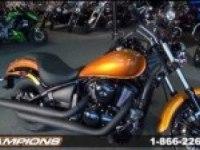 Обзор Kawasaki VN900 Custom