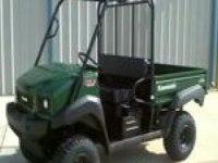Любительский обзор Kawasaki Mule 4010 Diesel 4x4