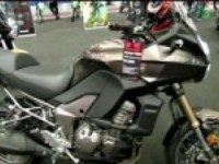 Kawasaki Versys 1000 на выставке