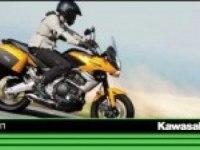 Промовидео Kawasaki Versys