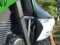 Любительское видео Kawasaki KLX125