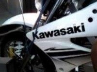 Дино тест Kawasaki KLX125