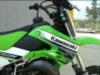 Описание Kawasaki KX65 (на английском)