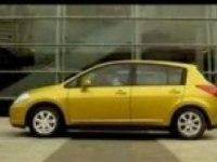 Рекламный ролик Nissan Tiida