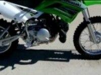 Описание Kawasaki KLX110