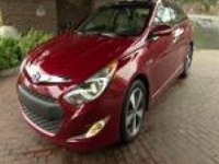 Обзор Hyundai Sonata Hybrid