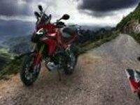 Реклама Ducati Multistrada 1200