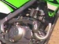 Американский тест Kawasaki KLX140