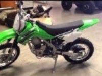 Любительский обзор Kawasaki KLX140