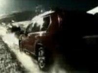 Рекламный ролик Nissan X-Trail