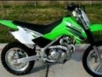 Описание Kawasaki KLX140 (на английском)