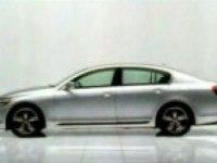Рекламный ролик Lexus GS350