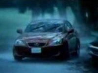 Рекламный ролик Lexus IS250 & IS350