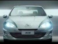 Реклама Peugeot 408