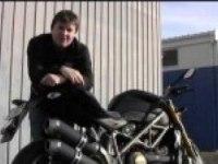 Описание Ducati Streetfighter S (на английском)