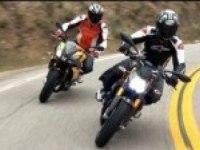 Тест Ducati Streetfighter S (на английском)