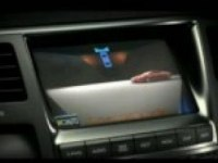 Демонстрация монитора с широким обзором Lexus LX570