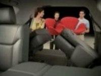 Демонстрация модификации сидений Lexus LX570