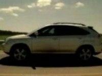 Коммерческая реклама Lexus RX350