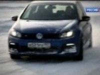 Тест-драйв Volkswagen Golf R в программе АвтоВести