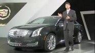 Cadillac XTS на Лос-Анджелесском автосалоне