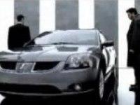 Рекламный ролик Mitsubishi Galant