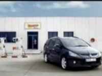 Рекламный ролик Mitsubishi Grandis