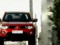 Рекламный ролик Mitsubishi L200