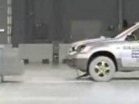 Краш тест Mitsubishi Outlander