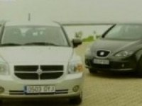 Seat Altea vs Dodge Caliber