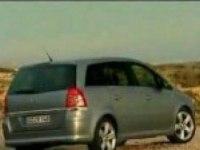 Видео обзор Opel Zafira