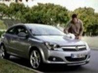 Astra H GTC - рекламный ролик