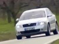 Видео обзор Skoda Octavia A5 RS