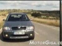 Видео обзор Skoda Octavia Scout от MotorGiga