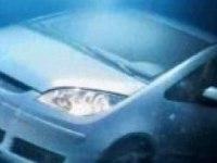 Реклама пятидвернеого Mitsubishi Colt под водой