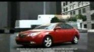 Коммерческая реклама Hyundai Elantra