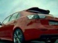 ВИДЕО нового хэтчбека Mitsubishi Lancer SportBack