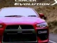 Рекламный ролик Mitsubishi Lancer Evolution X
