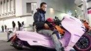 Совершенно летняя тема - тюнинг скутеров по-японски