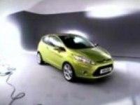Промо видео Ford Fiesta 2008