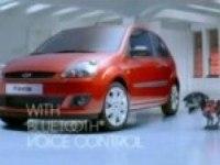Забавный рекламный ролик Ford Fiesta