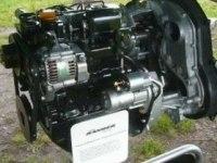 Обзор двигателя багги Ranger Diesel