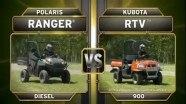 Сравнительный тест Polaris Ranger Diesel и Kubota RTV 900